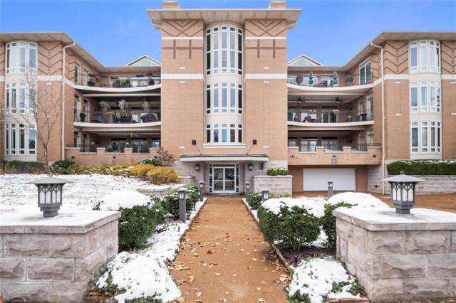 7310 Forsyth Boulevard #203, St Louis, MO 63105 (#19081629) :: Matt Smith Real Estate Group