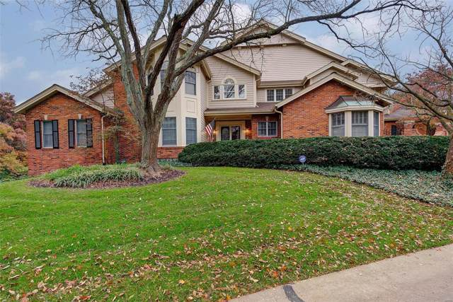 730 Fairfield Lake Drive #1, Chesterfield, MO 63017 (#19081709) :: The Kathy Helbig Group