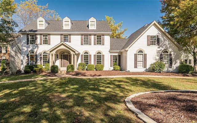 16049 Wilson Manor Drive, Chesterfield, MO 63005 (#19081753) :: The Becky O'Neill Power Home Selling Team