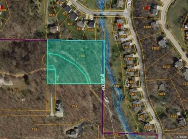 700 Old Kiefer Creek Road, Ballwin, MO 63021 (#19081776) :: Realty Executives, Fort Leonard Wood LLC