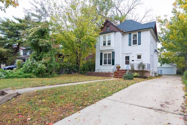 6957 Marquette Avenue, St Louis, MO 63139 (#19081781) :: Holden Realty Group - RE/MAX Preferred