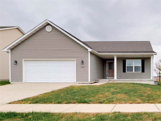 9909 Cessna Court, Mascoutah, IL 62258 (#19081867) :: Fusion Realty, LLC