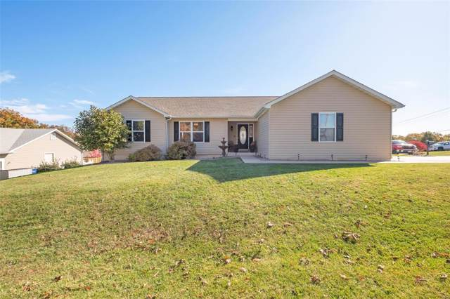 10609 Fairway Drive, Foristell, MO 63348 (#19081897) :: Holden Realty Group - RE/MAX Preferred