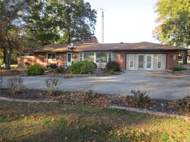 806 Lakeview Drive, MOUNT OLIVE, IL 62069 (#19082023) :: Clarity Street Realty