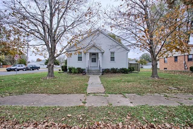 730 N Franklin Street, STAUNTON, IL 62088 (#19082146) :: Clarity Street Realty