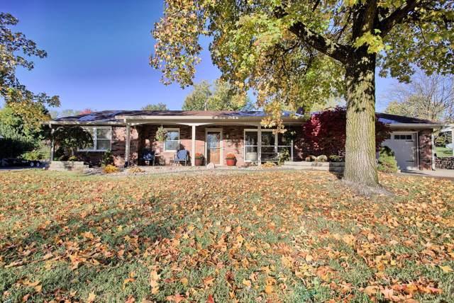 74 Park Drive, Glen Carbon, IL 62034 (#19082183) :: Fusion Realty, LLC