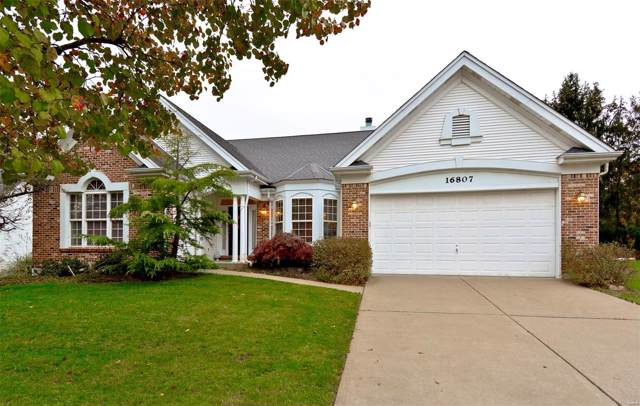 16807 Ashberry Circle Dr, Chesterfield, MO 63005 (#19082190) :: The Becky O'Neill Power Home Selling Team