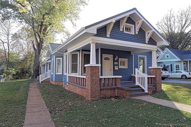 414 W College, Farmington, MO 63640 (#19082269) :: Clarity Street Realty