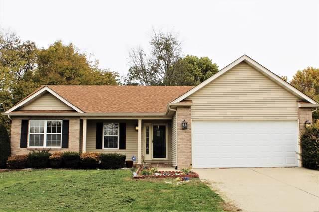 3205 Tanglebrook Drive, Belleville, IL 62221 (#19082275) :: Kelly Hager Group | TdD Premier Real Estate