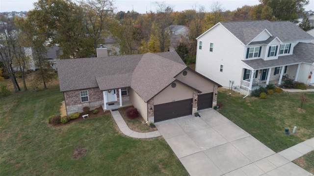 1328 Heritage Parkway, Wentzville, MO 63385 (#19082278) :: The Becky O'Neill Power Home Selling Team