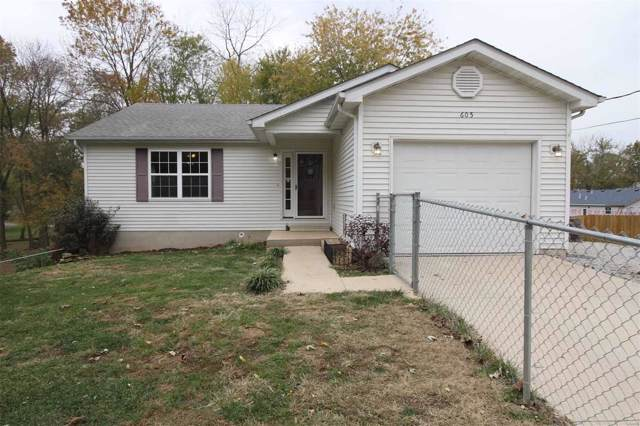 605 Truman Street, Moro, IL 62067 (#19082279) :: Holden Realty Group - RE/MAX Preferred