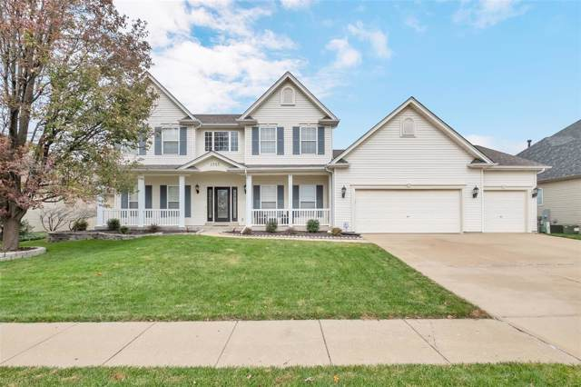 1503 Heather Glen Drive, Lake St Louis, MO 63367 (#19082286) :: Clarity Street Realty