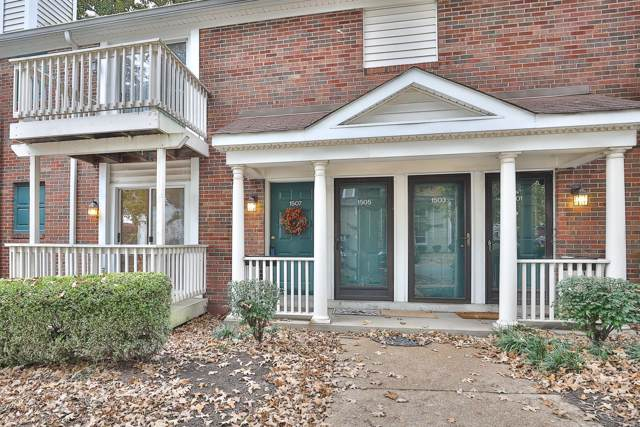 1507 High School Drive, St Louis, MO 63144 (#19082306) :: Clarity Street Realty