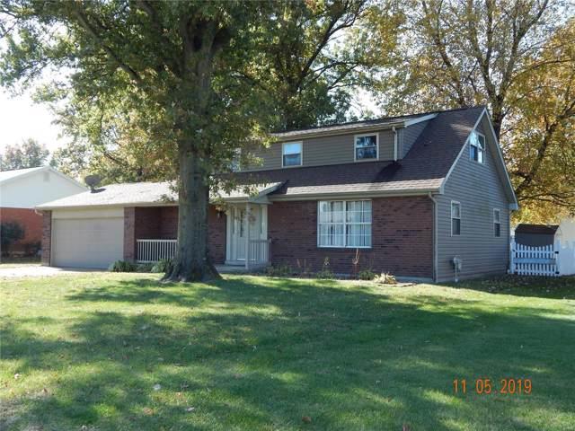 919 Westside Street, RED BUD, IL 62278 (#19082510) :: Fusion Realty, LLC