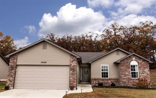 10326 Hawks Nest Drive, Hillsboro, MO 63050 (#19082513) :: Kelly Shaw Team