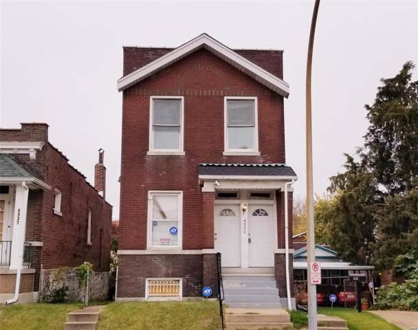4335 Minnesota Avenue, St Louis, MO 63111 (#19082551) :: Realty Executives, Fort Leonard Wood LLC