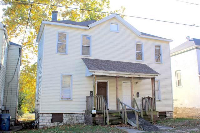 721 E 6th, Alton, IL 62002 (#19082577) :: The Becky O'Neill Power Home Selling Team