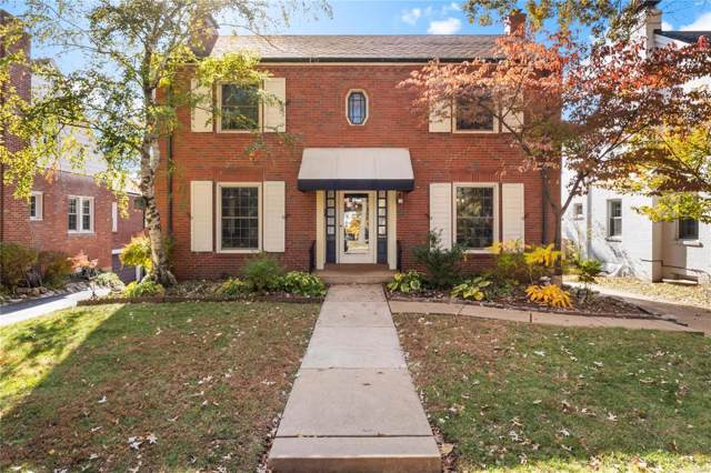8108 Kingsbury Boulevard, Clayton, MO 63105 (#19082622) :: RE/MAX Professional Realty