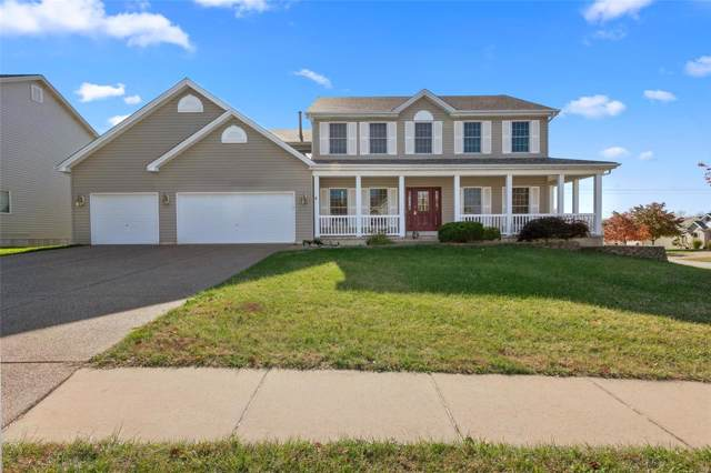1526 River Birch, Saint Peters, MO 63376 (#19082632) :: The Kathy Helbig Group