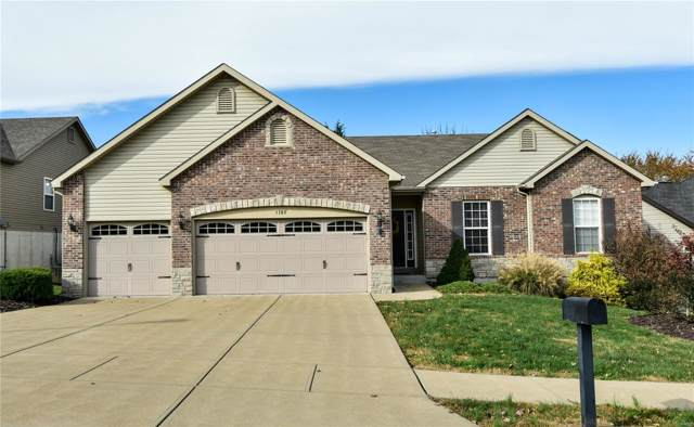 5389 Driftwood Drive, Imperial, MO 63052 (#19082680) :: Clarity Street Realty