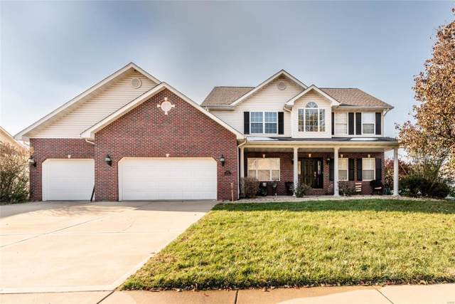 1113 Red Hawk Ridge Lane, O'Fallon, IL 62269 (#19082697) :: Hartmann Realtors Inc.