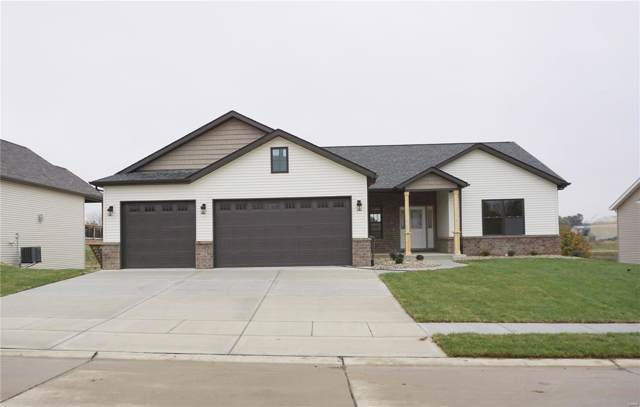 1836 Crimson Oak Drive, Maryville, IL 62062 (#19082705) :: Clarity Street Realty