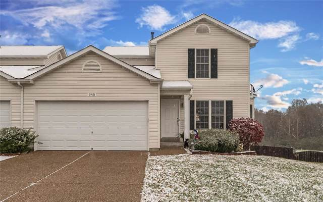 545 Donna Marie Drive 2038B, Wentzville, MO 63385 (#19082778) :: Realty Executives, Fort Leonard Wood LLC