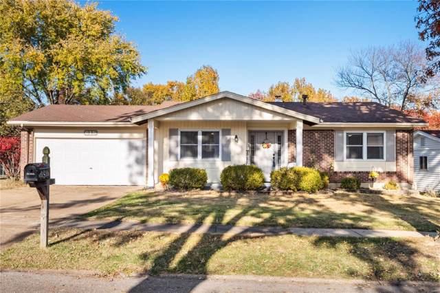 615 Lemonwood Drive, Ballwin, MO 63021 (#19082867) :: The Becky O'Neill Power Home Selling Team
