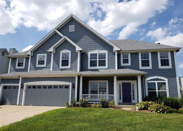 1075 Mission Hills Drive, O'Fallon, MO 63366 (#19082868) :: Clarity Street Realty