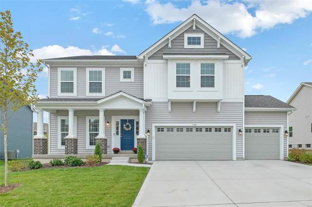 148 Wilmer Valley Drive, Wentzville, MO 63385 (#19082909) :: Clarity Street Realty