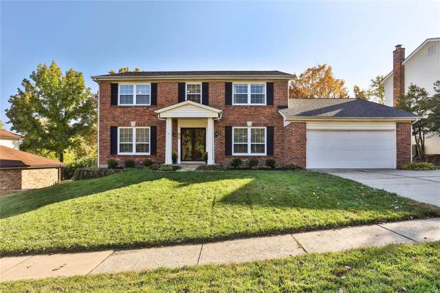 634 Waterford Ridge Drive, Ballwin, MO 63021 (#19082953) :: St. Louis Finest Homes Realty Group