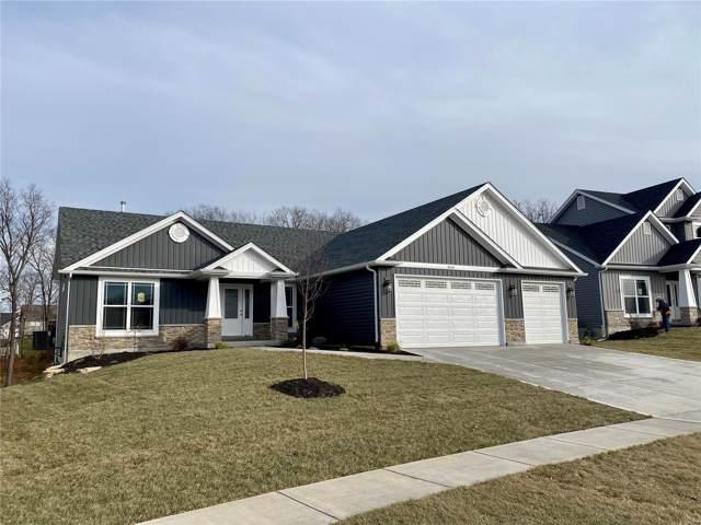1040 Timber Bluff Drive, Wentzville, MO 63385 (#19082979) :: Matt Smith Real Estate Group