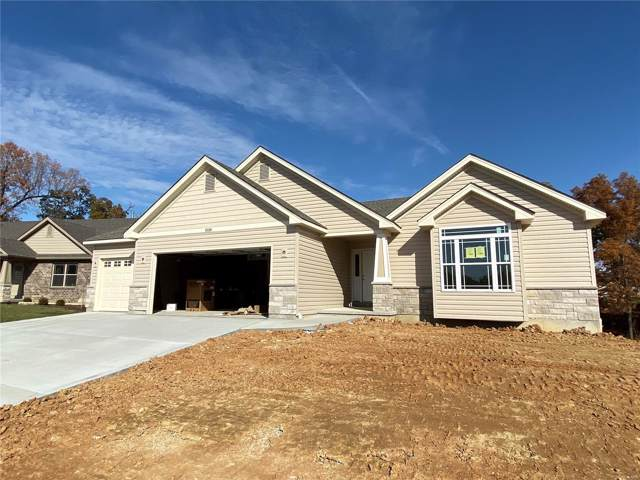 1038 Timber Bluff Drive, Wentzville, MO 63385 (#19083034) :: Kelly Shaw Team