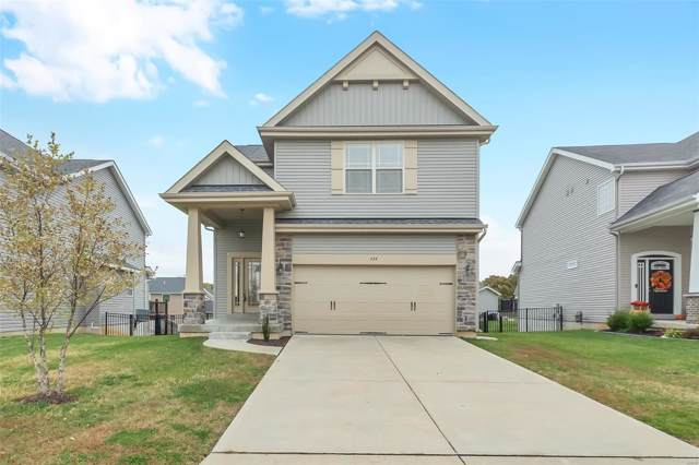734 Sunset Lane, O'Fallon, MO 63366 (#19083036) :: Holden Realty Group - RE/MAX Preferred