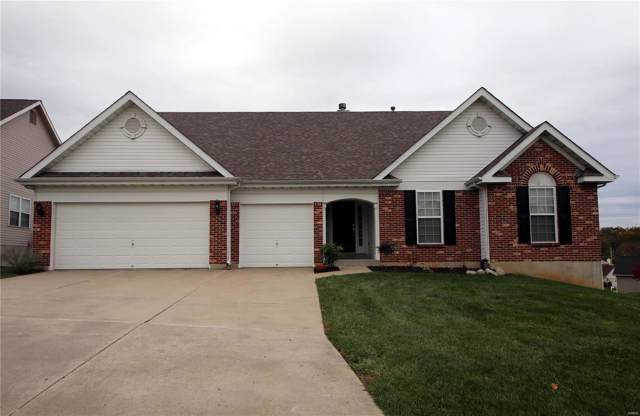 4200 Stonecroft Drive, Saint Charles, MO 63304 (#19083047) :: The Becky O'Neill Power Home Selling Team