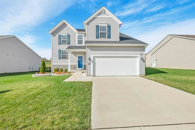 209 Northern Pines Court, Saint Peters, MO 63376 (#19083135) :: Realty Executives, Fort Leonard Wood LLC