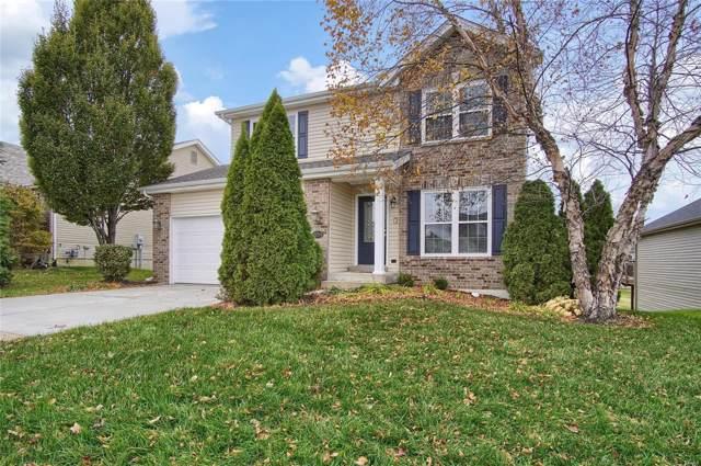 2254 Amberleigh Street, Maryville, IL 62062 (#19083146) :: Fusion Realty, LLC