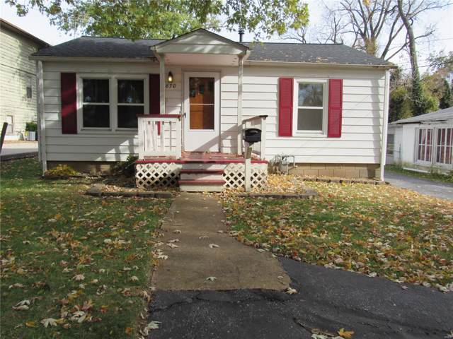 630 Greenwod Place, Collinsville, IL 62234 (#19083151) :: Fusion Realty, LLC
