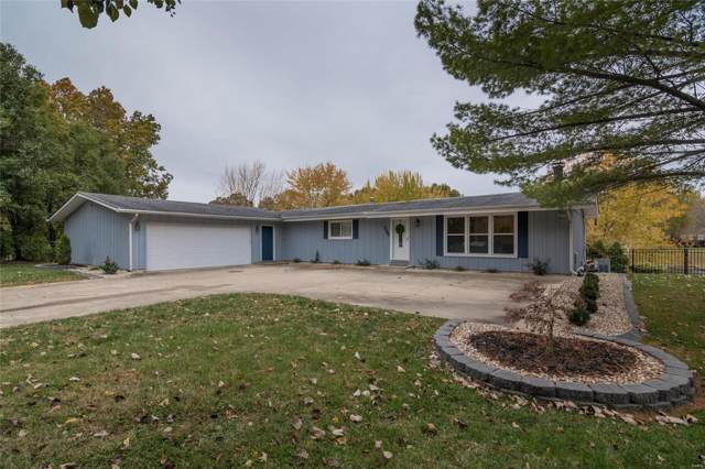 294 Deep Cove, Edwardsville, IL 62025 (#19083158) :: Holden Realty Group - RE/MAX Preferred
