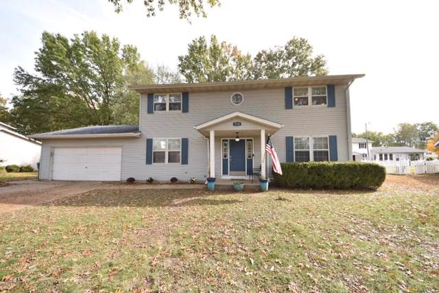 712 Knipp Drive, Mascoutah, IL 62258 (#19083170) :: Fusion Realty, LLC