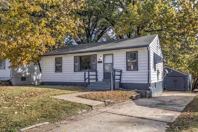 4016 Jenny Drive, St Louis, MO 63121 (#19083195) :: Clarity Street Realty