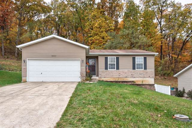 8603 Stone Mountain Ct., Pevely, MO 63070 (#19083222) :: RE/MAX Vision