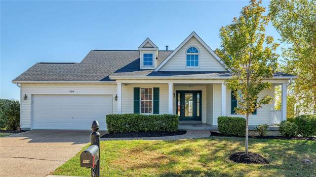 404 Harby Drive, Wentzville, MO 63385 (#19083239) :: The Becky O'Neill Power Home Selling Team