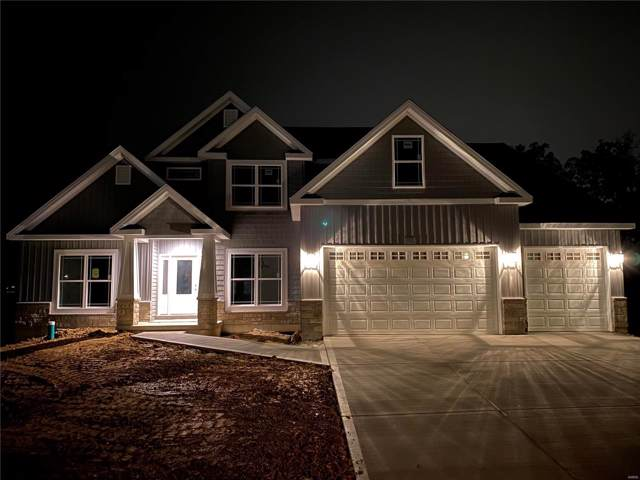 1042 Timber Bluff Dr, Wentzville, MO 63385 (#19083251) :: The Becky O'Neill Power Home Selling Team