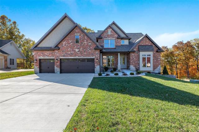 1464 Lake Knoll, Lake St Louis, MO 63367 (#19083270) :: The Becky O'Neill Power Home Selling Team