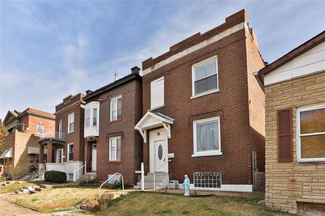 3514 Grace Avenue, St Louis, MO 63116 (#19083282) :: St. Louis Finest Homes Realty Group