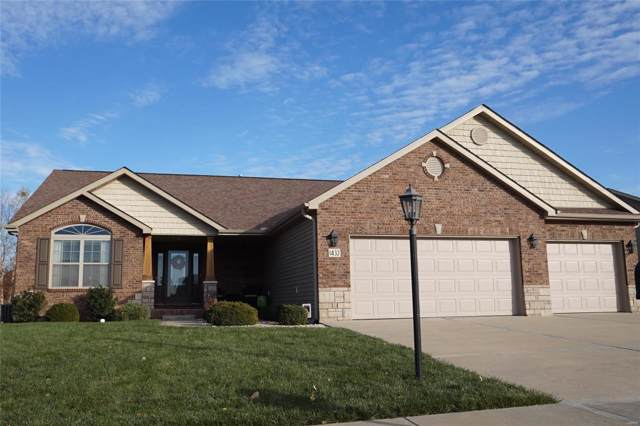 1432 Victoria Square Court, O'Fallon, IL 62269 (#19083304) :: Barrett Realty Group