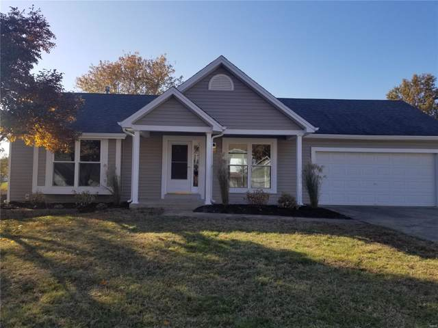 4571 Clearbrook Drive, Saint Charles, MO 63304 (#19083354) :: The Becky O'Neill Power Home Selling Team