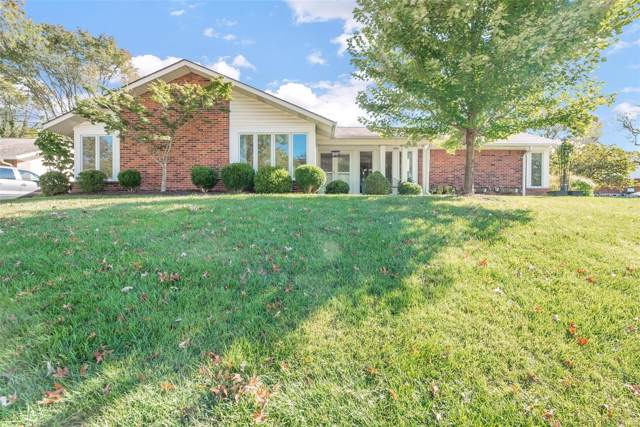 482 Ironwood Drive, Ballwin, MO 63011 (#19083392) :: Holden Realty Group - RE/MAX Preferred