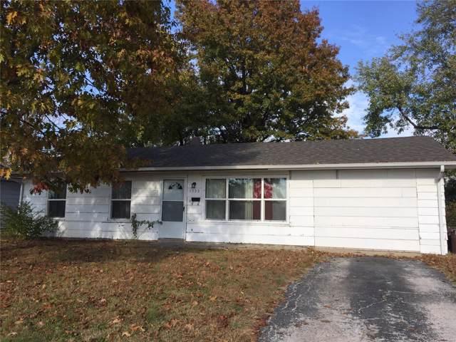 1523 Andrews Drive, Cahokia, IL 62206 (#19083403) :: Fusion Realty, LLC